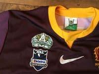 Classic Rugby Shirts   2008 Brisbane Broncos Vintage Old Jerseys